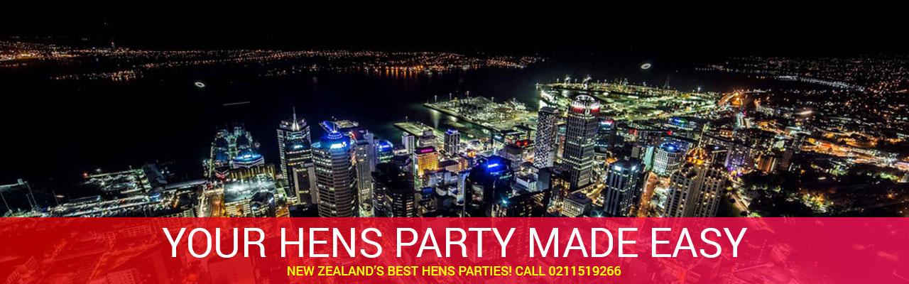 Auckland-Hen-Parties